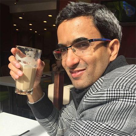 Suraj Berwal